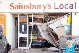 Sainsbury's Accident
