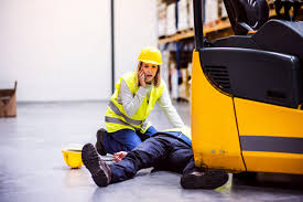 accident at work